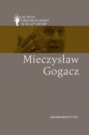 Mieczysław Gogacz wersja angielska