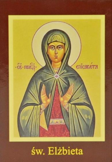Ikona Twojego Patrona - św. Elżbieta