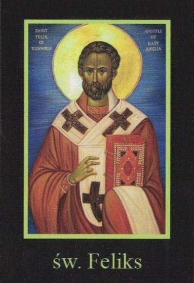 Ikona Twojego Patrona - św. Feliks
