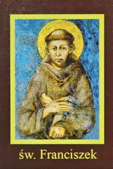 Ikona Twojego Patrona - św. Franciszek