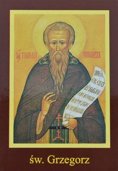 Ikona Twojego Patrona - św. Grzegorz