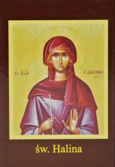 Ikona Twojego Patrona - św. Halina