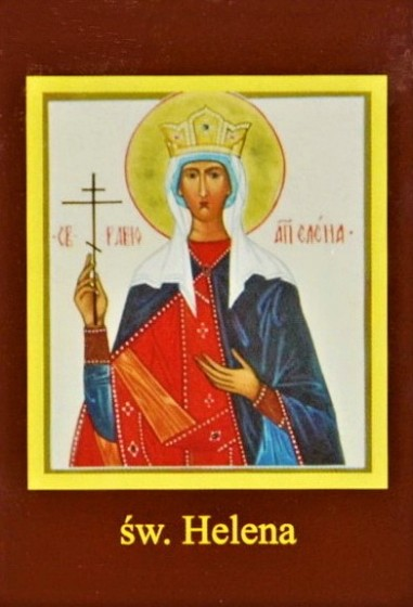 Ikona Twojego Patrona - św. Helena