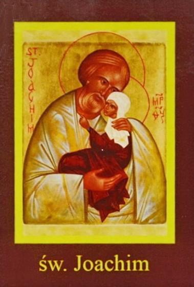 Ikona Twojego Patrona - św. Joachim