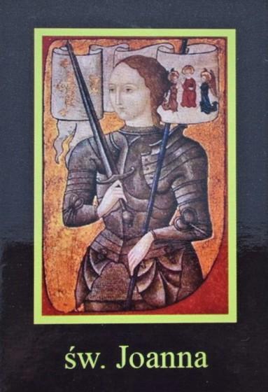 Ikona Twojego Patrona - św. Joanna