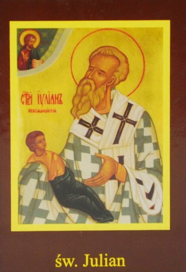Ikona Twojego Patrona - św. Julian