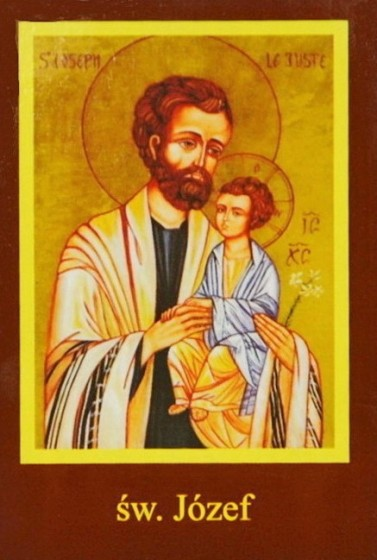 Ikona Twojego Patrona - św. Józef