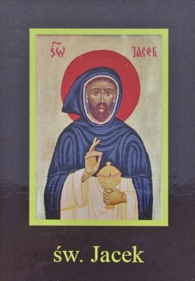 Ikona Twojego Patrona - św. Jacek