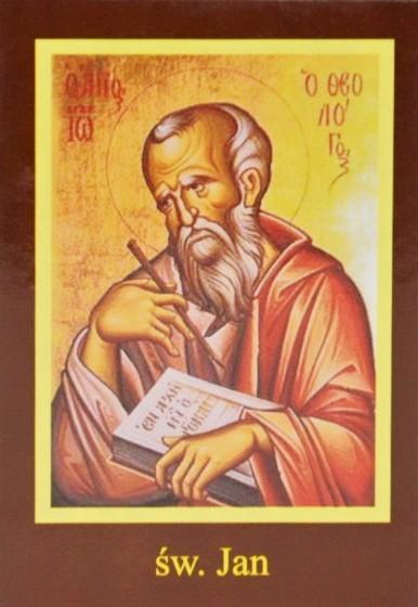 Ikona Twojego Patrona - św. Jan Apostoł