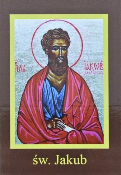 Ikona Twojego Patrona - św. Jakub