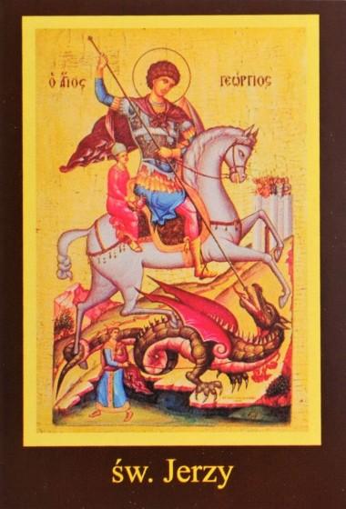 Ikona Twojego Patrona - św. Jerzy