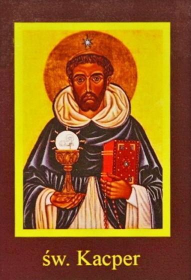 Ikona Twojego Patrona - św. Kacper del Bufalo