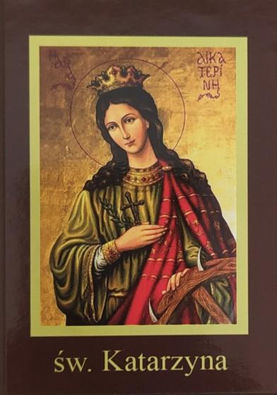 Ikona Twojego Patrona - św. Katarzyna