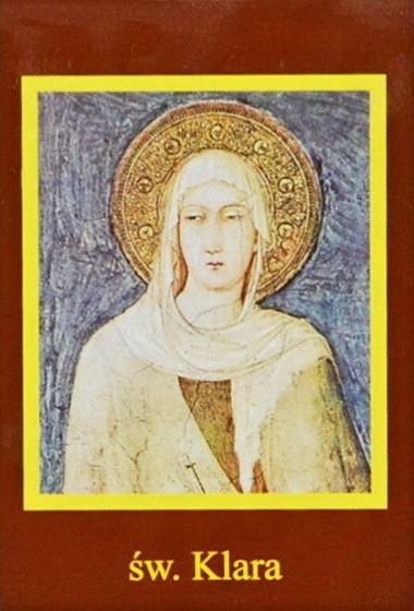 Ikona Twojego Patrona - św. Klara