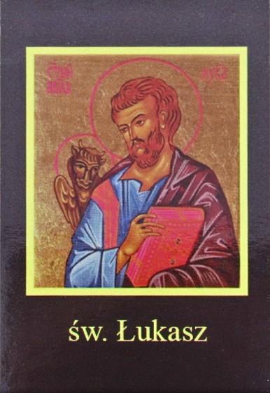 Ikona Twojego Patrona - św. Łukasz