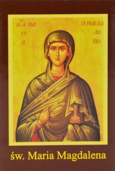 Ikona Twojego Patrona - św. Maria Magdalena
