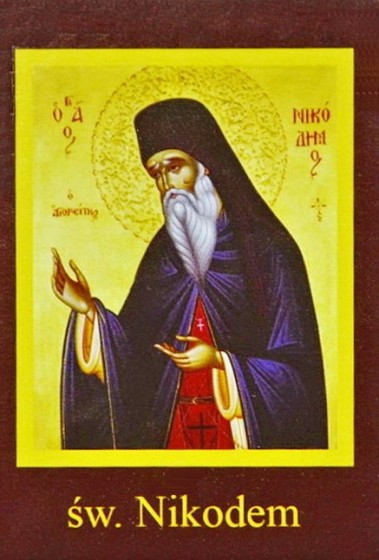 Ikona Twojego Patrona - św. Nikodem