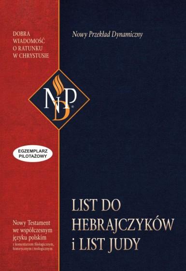 List do Hebrajczyków i list Judy