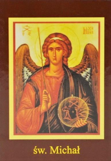 Ikona Twojego Patrona - św. Michał Archanioł