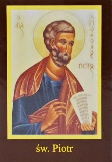 Ikona Twojego Patrona - św. Piotr Apostoł