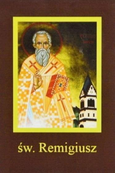 Ikona Twojego Patrona - św. Remigiusz