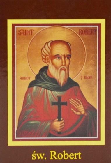 Ikona Twojego Patrona - św. Robert