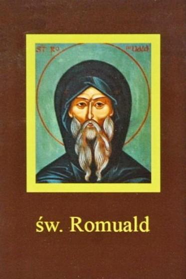 Ikona Twojego Patrona - św. Romuald