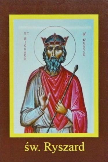 Ikona Twojego Patrona - św. Ryszard