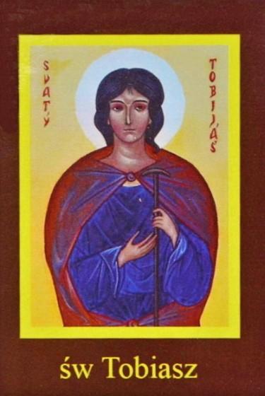 Ikona Twojego Patrona - św. Tobiasz
