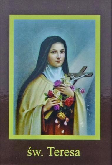 Ikona Twojego Patrona - św. Teresa z Lisieux
