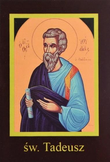 Ikona Twojego Patrona - św. Tadeusz Juda