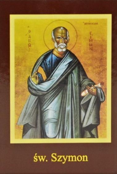 Ikona Twojego Patrona - św. Szymon Apostoł