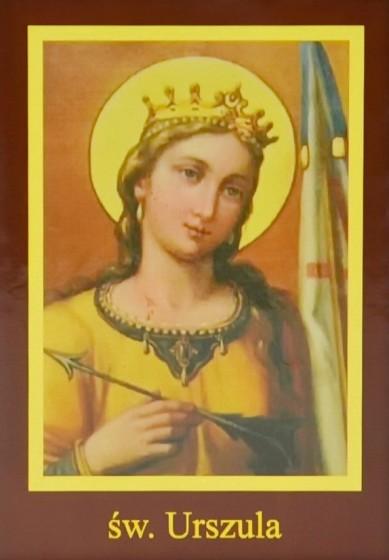 Ikona Twojego Patrona - św. Urszula
