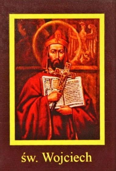 Ikona Twojego Patrona - św. Wojciech