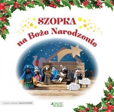 Szopka na Boże Narodzenie