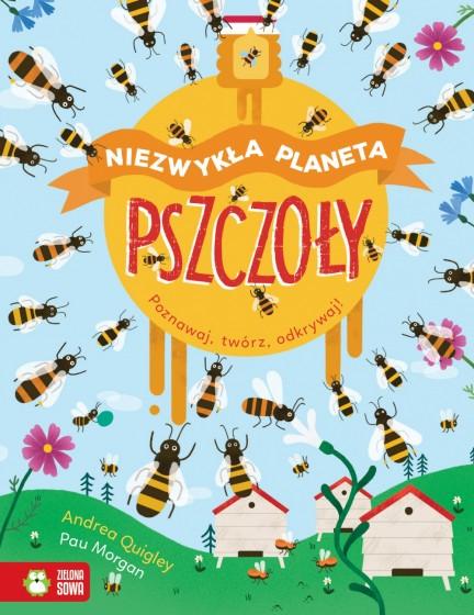 Pszczoły Niezwykła planeta