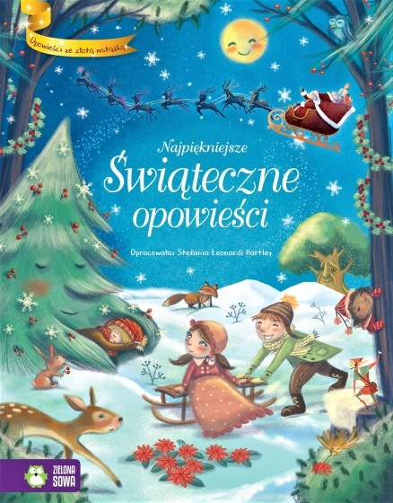 Najpiękniejsze Świąteczne opowieści