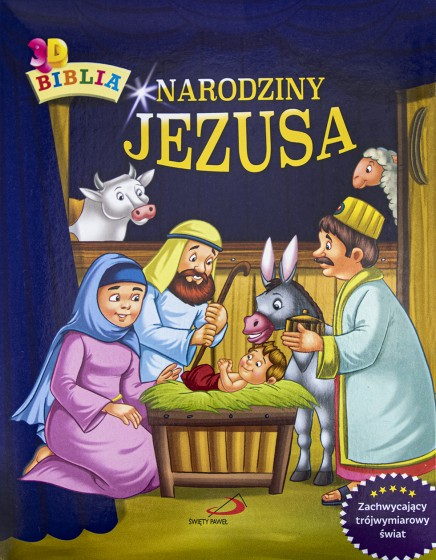 Narodziny Jezusa 3D