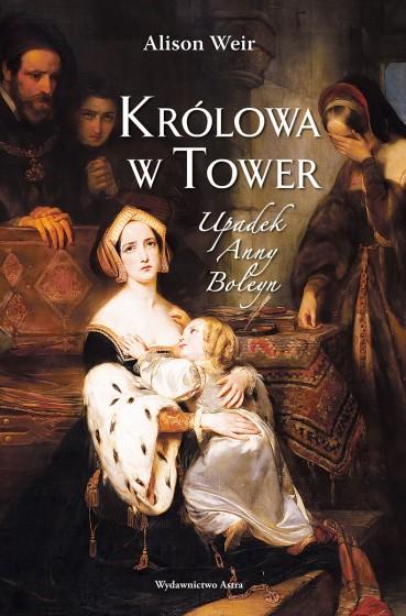 Królowa w Tower