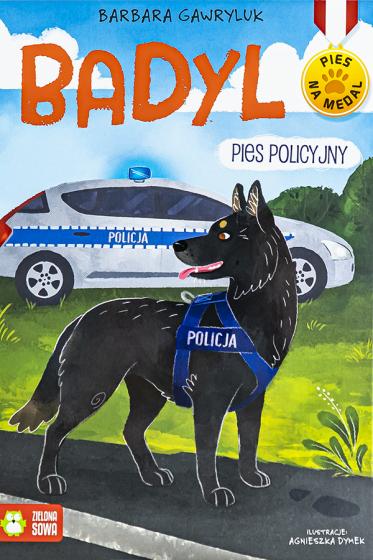 Badyl, pies policyjny