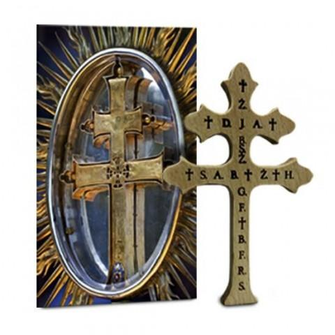 Krzyż karawaka (krzyż morowy, krzyż św. Zachariasza)
