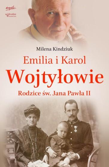 Emilia i Karol Wojtyłowie