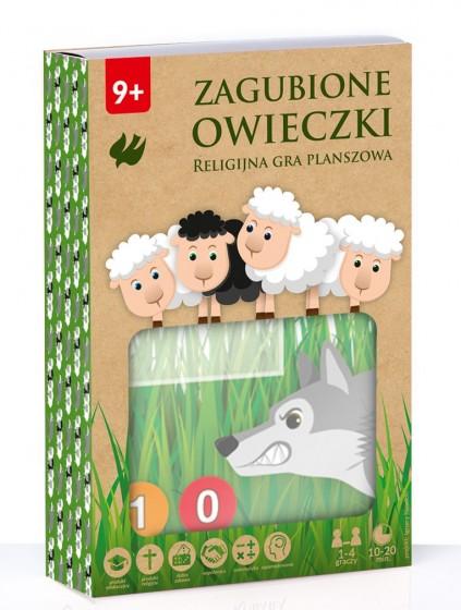 Zagubione owieczki religijna gra planszowa