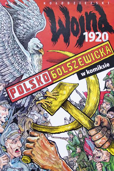 Wojna polsko-bolszewicka 1920 w komiksie