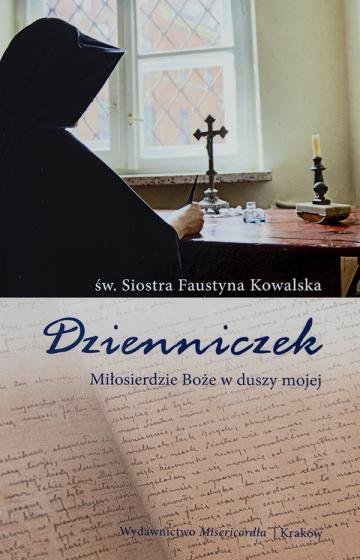 Dzienniczek / Misericordia mały oprawa twarda