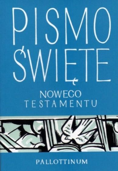 Pismo Święte Nowego Testamentu / oprawa plastikowa