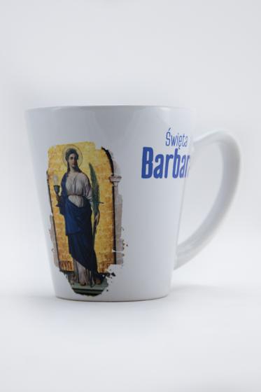 Kubek - Święta Barbara