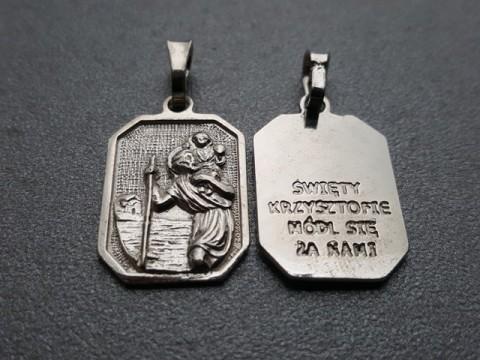 Medalik św. Krzysztof MO215-20