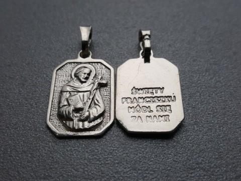 Medalik św. Franciszek MO209-20