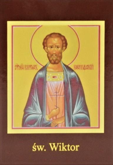 Ikona Twojego Patrona - św. Wiktor